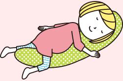 後期 仰向け 妊娠 何故妊娠後期に仰向けで寝てはいけないの? その理由とは